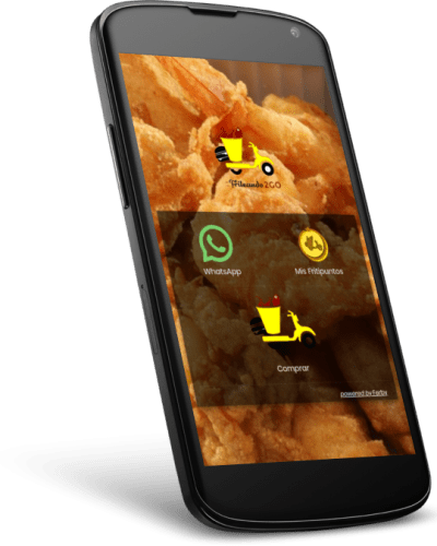 friteando 2 go - phone
